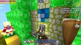 迷你世界:用棒槌去打关起来的怪兽