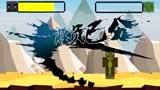我的世界格斗动画第319集:终于拿下关键的胜利