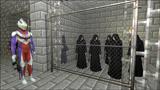 迪迦奥特曼把黑衣人关在地牢发生了什么啊?