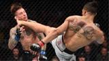 盘点UFC格斗腿击KO对手瞬间,这一脚足以踢伤头骨!