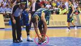 CBA强迫球员穿李宁鞋,易建联直接扔鞋离场以示抗议,太霸气了!