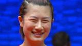 奥运资格有危险!丁宁首轮爆冷不敌日本小将,赛后她淡定回答