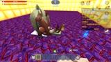 迷你世界:小杰选择超能力把小伙伴打退出游戏了