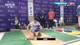 CCTV5正在直播全国举重锦标赛女子48公斤级的较量