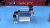 经典回放!伦敦奥运乒乓球男单1/8决赛,张继科VS萨姆索诺夫
