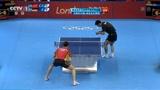 经典回放!伦敦奥运乒乓球男单半决赛,张继科VS奥恰洛夫