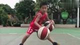 林书豪都佩服他的控球技术,这个中国神童太厉害了