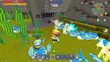 迷你世界:小杰去打怪兽之王获得神器