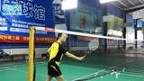 羽新知,细说羽球:正反手放网勾对角,手高拍面低移动到位是关键