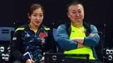 面对伊藤美诚的威胁,马琳展示出大智慧,俩爱徒将在奥运决赛会师