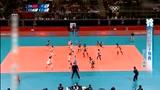 一传不好这球有多难打,中国队连续被韩国抓反击拉开比分