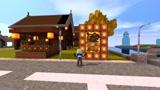 迷你世界奥特曼:赛罗传送到熊大和光头强的世界