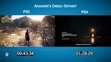 PS5VSPS4Pro九款游戏读盘时间对比