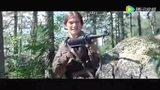 一群德国士兵包围苏联女兵 接下来的一幕让人震惊_腾讯视频