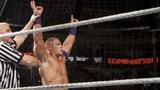 从肖恩迈克尔斯到罗门伦斯 WWE历年铁笼密室淘汰赛的最后赢家
