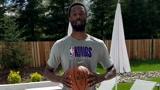 #JrNBA居家篮球课#