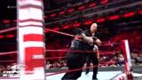 RAW 9.17: 怪兽帮干扰全球冠军赛 罗林斯安布罗斯助力伦斯