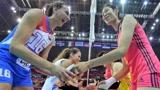 2017锻炼了谁?世界女排大奖赛季军战中国vs塞尔维亚HL
