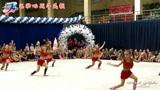 第一次看到这么特别的体操表演,六个俄罗斯小萝莉真是古灵精怪