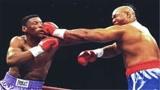 经典拳赛 乔治·福尔曼vs亚历克斯重量级选手就这么凶悍!