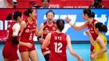 中国女排!一盘开胃菜~2019世界杯横扫多米尼加原声版集锦