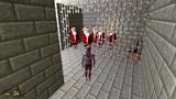 圣诞老人被关在地牢里,迪迦奥特曼能救出来吗?