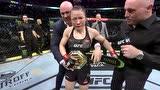 UFC248 张伟丽获胜集锦