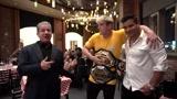 富二代挑战UFC职业拳手,一拳打脸上,躺下起不来!