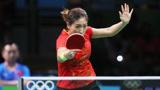 齐心学球!乒乓球网友自发上传打球视频 求指导互相打气