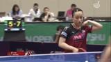 新王加冕,日本乒乓球公开赛,天才选手伊藤美誠战胜王曼昱夺冠