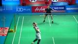 羽毛球 乔纳坦2019赛季十佳球 最水亚运会冠军?