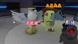 ROBLOX小猪佩奇:看了开场动画,土豆先生的武器,原来是机械手臂!