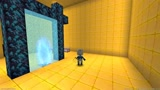 迷你世界奥特曼:高斯奥特曼进入守卫金字塔来到神圣之门