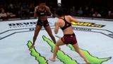 再创奇迹!闫晓楠碾压对手获UFC五连胜,创亚洲连胜纪录!