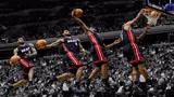NBA五大被吹无效的神仙球 个个令人惊呼 詹姆斯这记扣篮又气又好笑