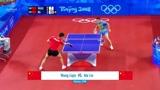经典回顾:马琳大战王励勤 那些年奥运会乒乓球比赛的精彩瞬间