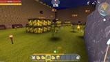 迷你世界:剑士火柴人对战僵尸