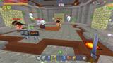 迷你世界:勇闯林墓,没想到已经有这么多小伙伴来到地下室走不出来
