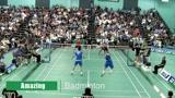 羽毛球男双,年轻时的李龙大/高成炫