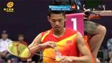 经典回放 伦敦奥运羽毛球男单1/8决赛 林丹VS陶菲克