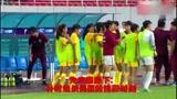 回顾振奋国人!中国女足补时绝杀世界第一夺冠:当报出中国队时泪奔了