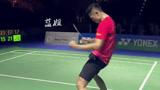 2016德国羽毛球公开赛 林丹vs周天成