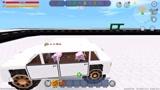 迷你世界:小杰去体验小伙伴新的超级跑车