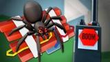 蜘蛛模拟器:解锁了2种新武器,为了消灭蜘蛛都开始用上TNT了