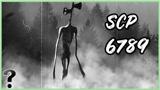SCP6789警笛头,最瘆人编外收容物,竟来源美国都市传说?