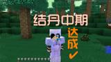 修炼至结丹中阶血舞凡人修仙传#29