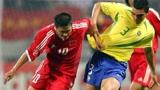 这次国际足球赛,中国这只队伍闪亮登场,真正成为世界第一!