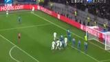 """逆袭?欧冠:里昂VS尤文图斯 里昂高质量进球""""1比0""""领先尤文图斯"""