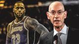 NBA总裁做惊人提议!全明星出来打场慈善赛,詹姆斯会理他吗?