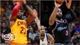 NBA史上十大H.O.R.S.E投篮 乔丹科比韦德詹姆斯皆入选